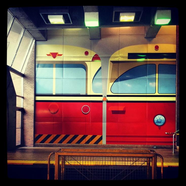 TTC Streetcar Art